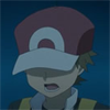 secretlyaketchum: From the Pokémon Origins anime. (UPSET, NO NOT THAT EMOTE, uh oh red's about to cry)