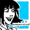 kingdead: (kate; a homunculus!)