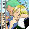 generationx: (Sanji/Zoro)