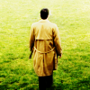 dulcinea: Castiel from behind, workin' that overcoat. ([SPN] It's an overcoat.)