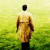 dulcinea: Castiel from behind, workin' that overcoat. ([SPN] It's an overcoat.)