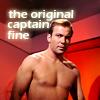 lasha: (captain fine tos)