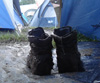 juliet: (glasto boots, muddy boots)