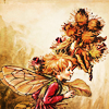 teigh_corvus: ([Art] Burdock fairy)