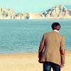 dulcinea: The Eleventh Doctor from behind as he walks toward Lake Silencio. ([DW] New old Doctor)