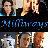 inlovewithwords: Milliways roster: Lois Lane (teen, Gwenda Bond books); Tavi (Codex Alera); Anakin Skywalker/Darth Vader and R2-D2 (Star Wars); Evelyn Trevelyan (Dragon Age: Inquisition); Eriond (Belgariad/Mallorean) (Milliways roster 2017)