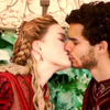 the_scandal_of_italy: ([Lucrezia] Steal A Kiss)