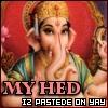 mahastory: (LOL Ganesha)