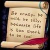 wildwindrider: (Be Crazy!)