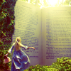 auroracloud: (book garden)