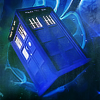 auroracloud: (Tardis in flight)