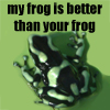 seperis: (frog love, version one)