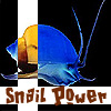 seperis: (snail power)