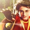 shaddyr: Harry reaching for the snitch (quidditch)