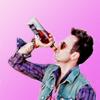 drunkenvampire: (Cassidy drinking)