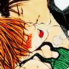 starianprincess: ([Finder] Asami/Takaba   barely touching)