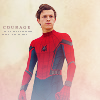 "jordannamorgan: Tom Holland as Peter Parker, ""Spider-Man: Homecoming"". (Spider-Man)"