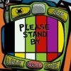 """ravenclaw_blogs: Screenshot from the game Spy Fox with """"Please Stand By"""" on the screen (Spy Fox, Please Stand By)"""