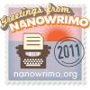 stephaniecain: greetings from nanowrimo 2011 (nanowrimo)
