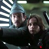 anghraine: jyn erso and cassian andor unnecessarily cooperating to bypass security with an imperial officer's hand (jyn and cassian [one-person job])