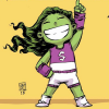 used_songs: (Skottie Young She Hulk)