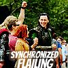inkvoices: (avengers:synchronized flailing)
