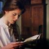 pilvi: (Gwen studying)