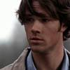 misslilithrain: Sam Winchester, puppy, puppy dog face (Puppy Sam, Puppy.)