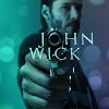 jedibuttercup: John Wick aiming a gun at the viewer (john wick)