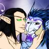 snowwhitecrow: ([WoW] Duibhín and Zic'alai)