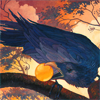 snowwhitecrow: ([Crow] All that glitters is mine)
