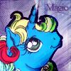 snowwhitecrow: ([My little pony] Baby Ribbons is magic!)