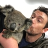 majorlyugh: (with . koala . pucker up)