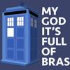 platypus: (DW - TARDIS full of bras)