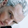 mightbeagoodone: (glam - white hair)