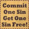 lemonbalmgirl: (sin is fun)