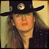 zimena: Czech rock star Ladislav Křížek looking perfect. Photo from around 1991. (Music - Křížek perfection)