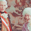 ansketil: Wolfgang Amadeus Mozart giggling with Joseph II in from the film 'Amadeus' (amadeus - giggles)