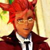 crimsonlight: (as u know- i'm handsome)