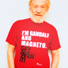 luckytohaveher: (Ian McKellen - Magneto and Gandalf)