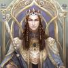 utulien_aure: The High King on his throne (throne)