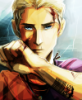 blackstatic: An icon showing Jason Grace, a character from Heroes Of Olympus. (jasongrace)
