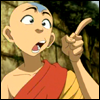 megalopolis: Aang from Avatar, looking ridiculous (Default)