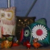 owlfish: (Toy Fish and Owls)