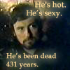 feng_shui_house: Thomas Doughty text he's hot he's sexy he's been dead 431 years (Doughty Dead 431 years)