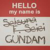 cerberusia: (Gundam 00 - My name is Gundam)