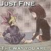 myaibou: (Just Fine)