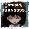 myaibou: (stupid)