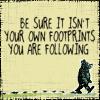 hughville: (Pooh footsteps)