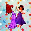guia: (Disney » Meg and Esmeralda)